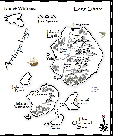 Anghard Archipelago right