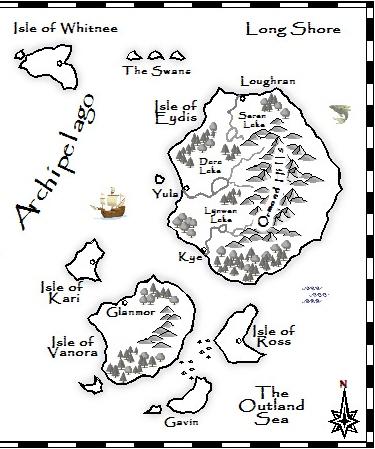 Anghard Archipelago right